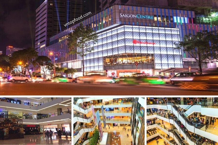 Trung tâm thương mại Saigon Centre