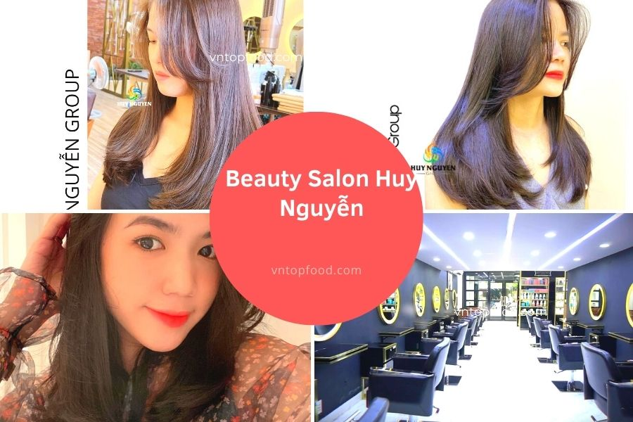 Beauty Salon Huy Nguyễn