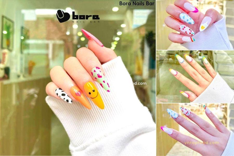 Bora Nails Bar - Salon