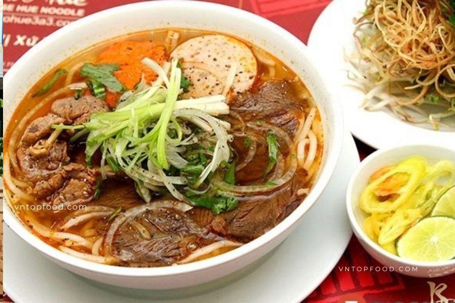 Bún Bò Hoa Lâm