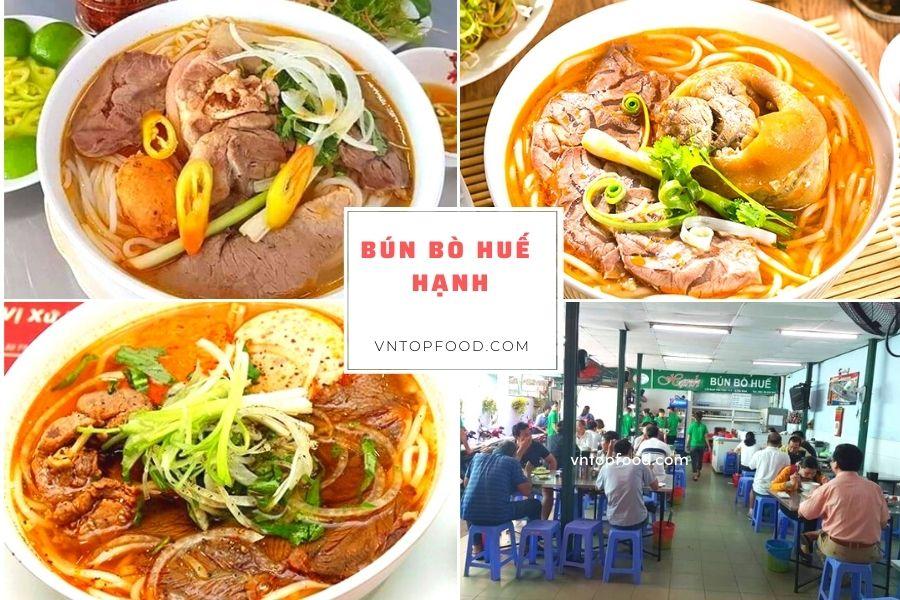 Bún Bò Huế Hạnh