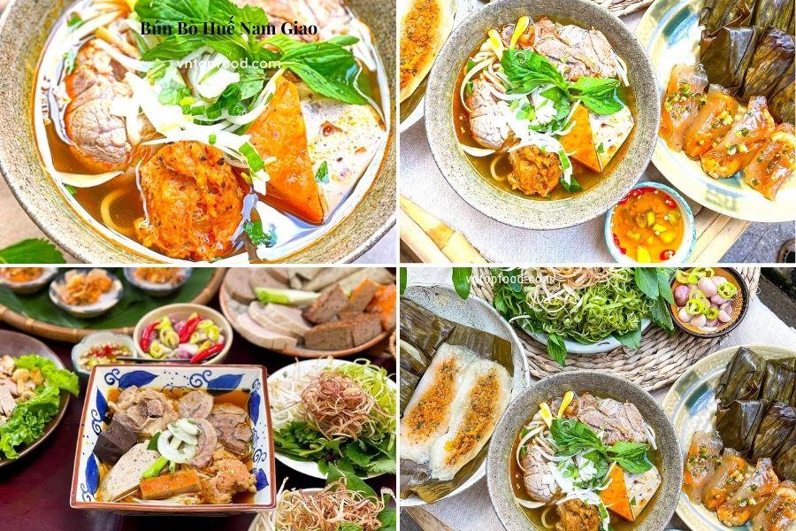 Bún Bò Huế Nam Giao
