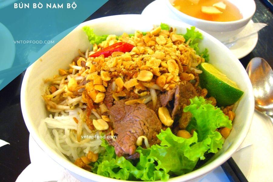 Bún Bò Nam Bộ