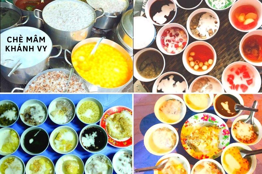 Chè Mâm Khánh Vy - Địa chỉ ăn vặt ngon tại quận 10