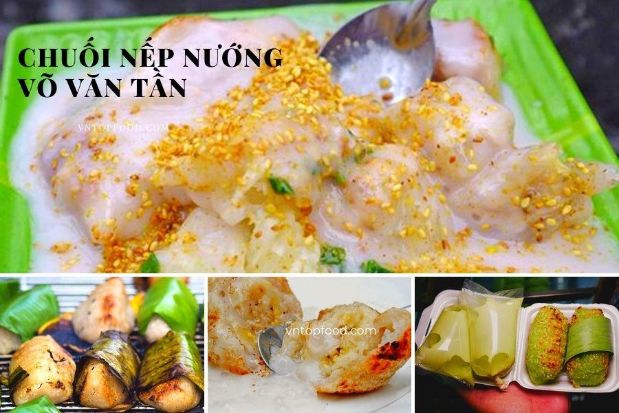 Chuối Nếp Nướng Võ Văn Tần