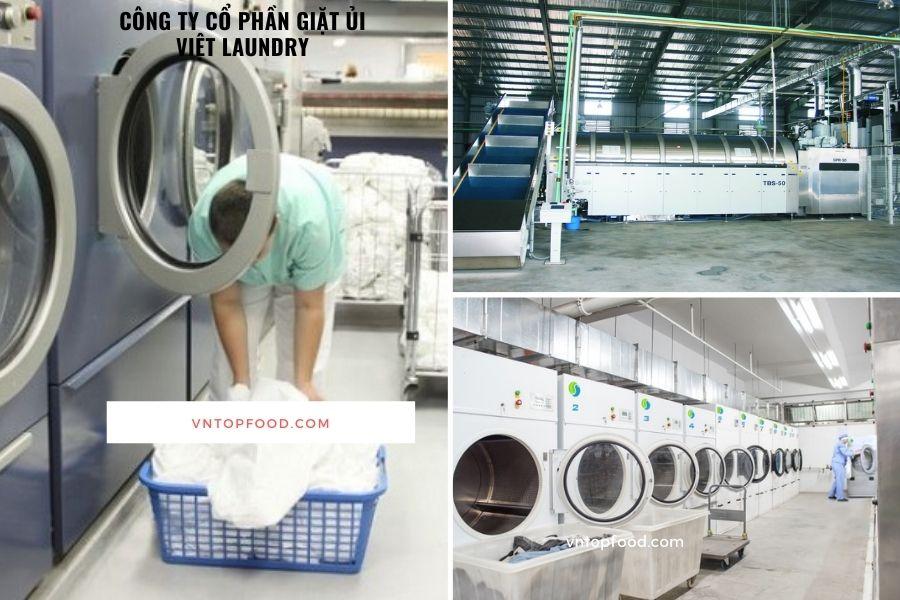 Công ty cổ phần giặt ủi Việt Laundry
