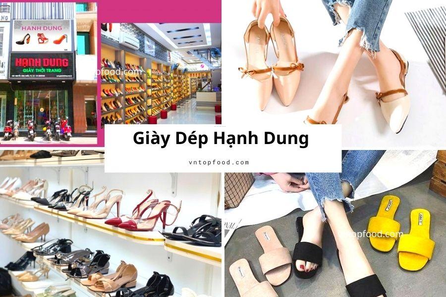 Cửa Hàng Giày Dép Hạnh Dung