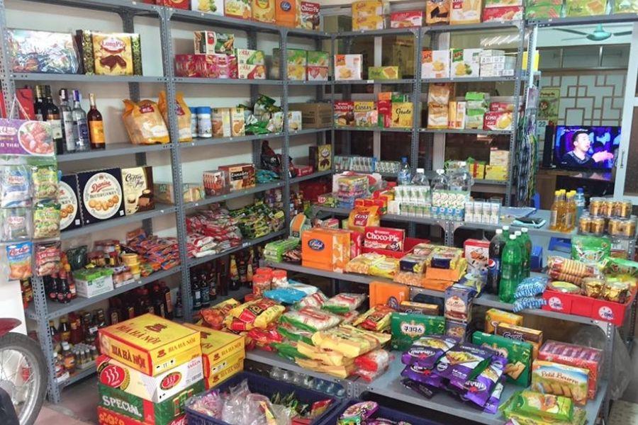 Cửa hàng tạp hóa gần đây ở quận Hóc Môn