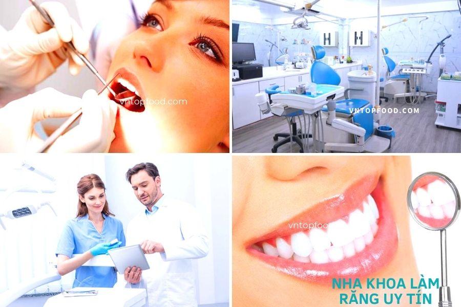 Địa chỉ nha khoa làm răng uy tín nhất tphcm