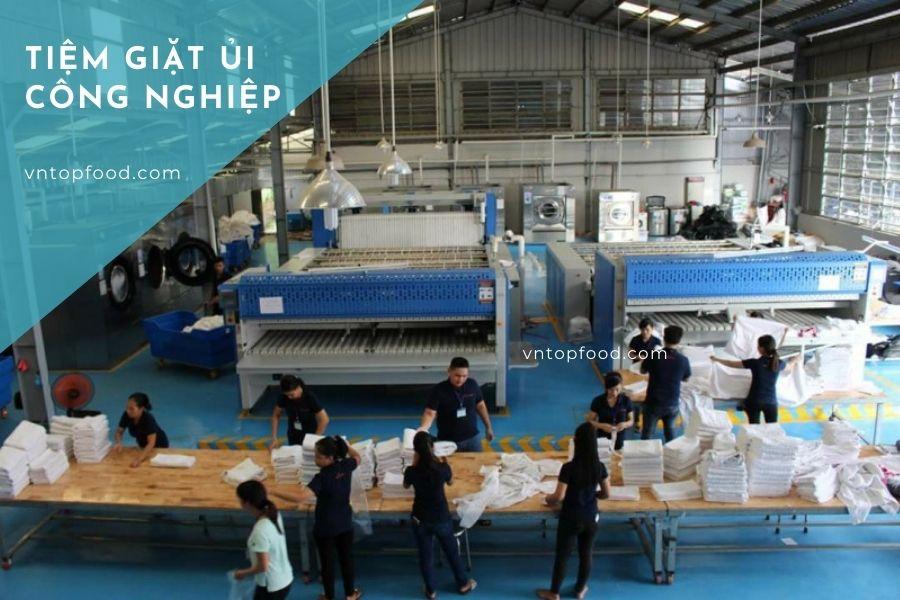 Giặt ủi công nghiệp