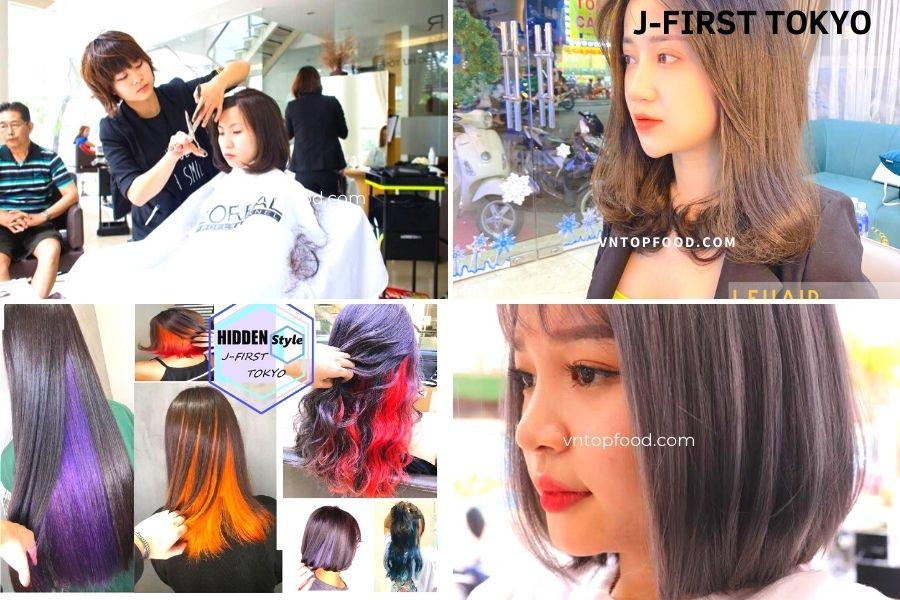J-first Tokyo – Nhà tạo mẫu tóc nhật bản