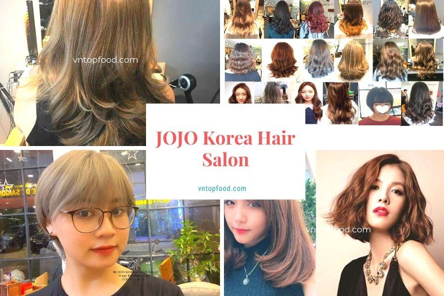 JOJO Korea Hair Salon