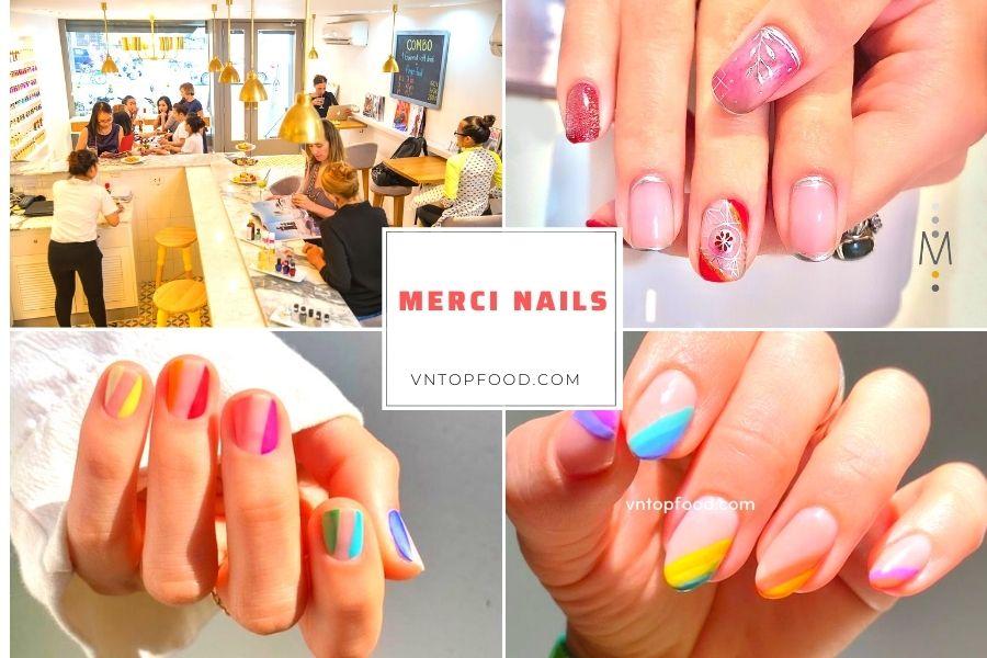 MERCI Nails
