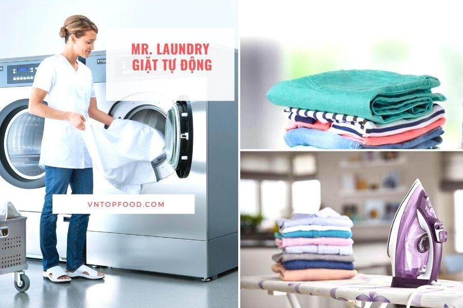 Mr. Laundry - Giặt tự động