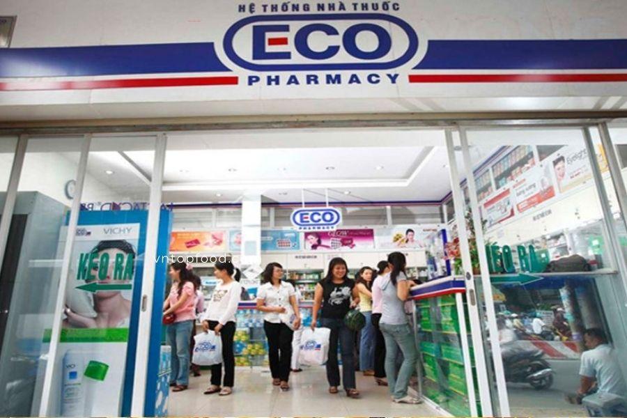 Nhà Thuốc Eco Pharma
