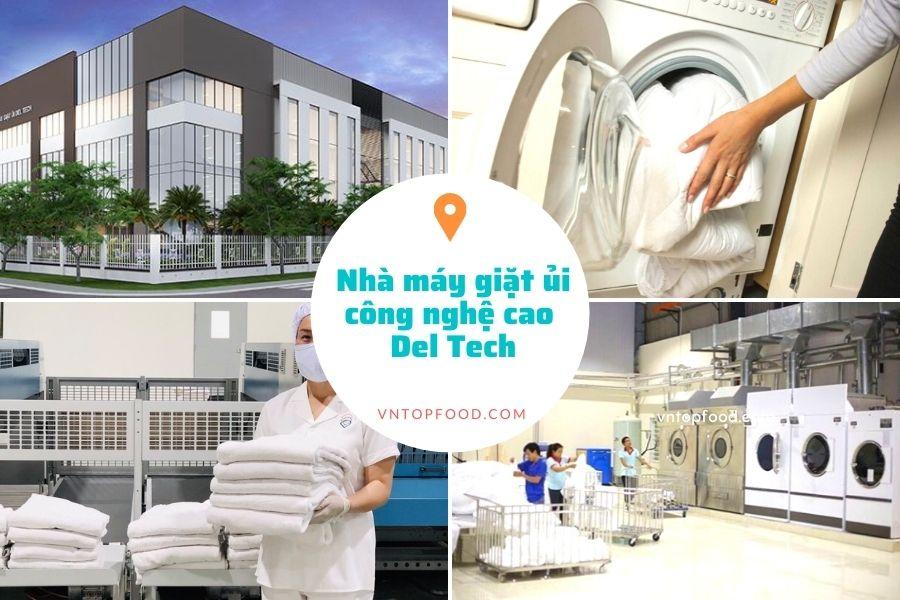 Nhà máy Del Tech