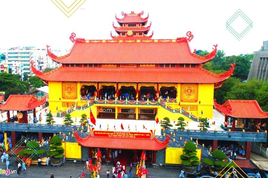 Những ngôi chùa đẹp nổi tiếng quận 10