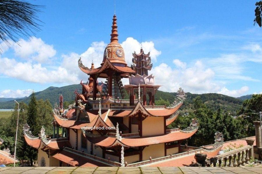 Những ngôi chùa gần đây nổi tiếng linh thiêng ở quận 4