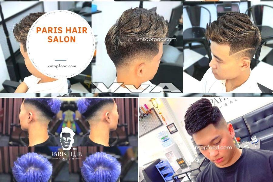 Paris Hair Salon – Cắt tóc nam chuyên nghiệp đẹp gần đây TPHCM