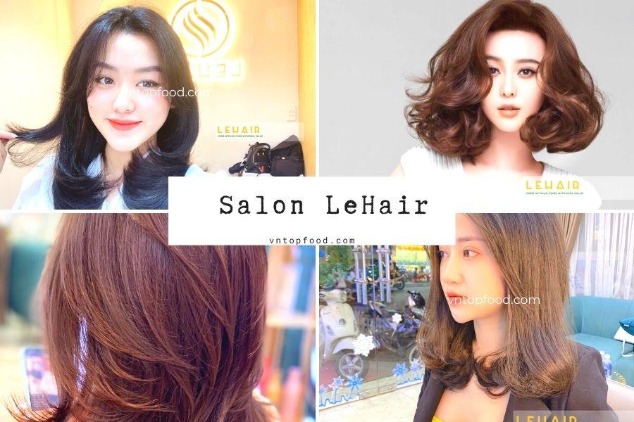 Salon LeHair  – Cắt tóc, làm tóc và điều trị các vấn đề liên quan đến tóc