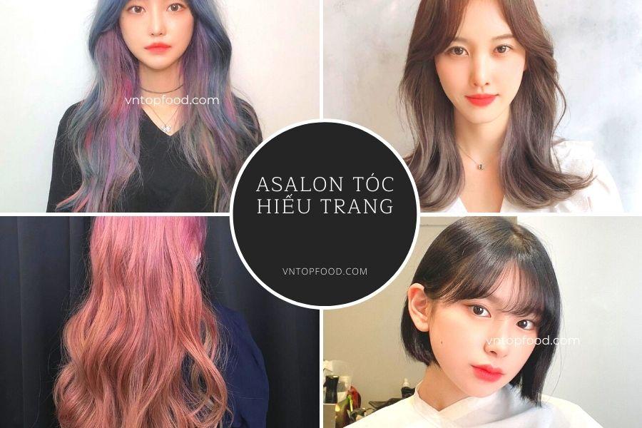 Salon Tóc Hiếu Trang  – Chuyên uốn, nhuộm, cắt tóc đẹp nhất ở TPHCM