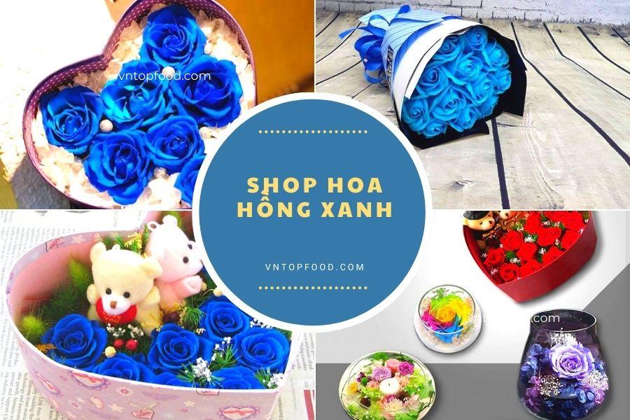 Shop Hoa Hồng Xanh