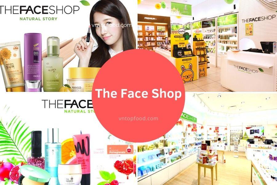 Shop Mỹ Phẩm The Face Shop