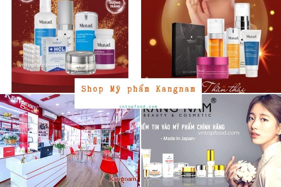 Shop Mỹ phẩm Kangnam
