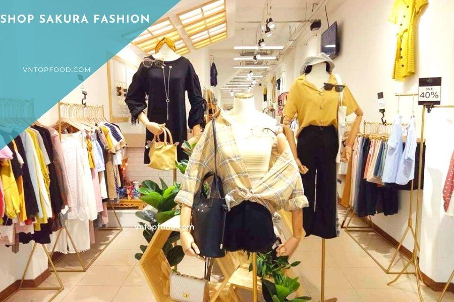 Shop SAKURA FASHION