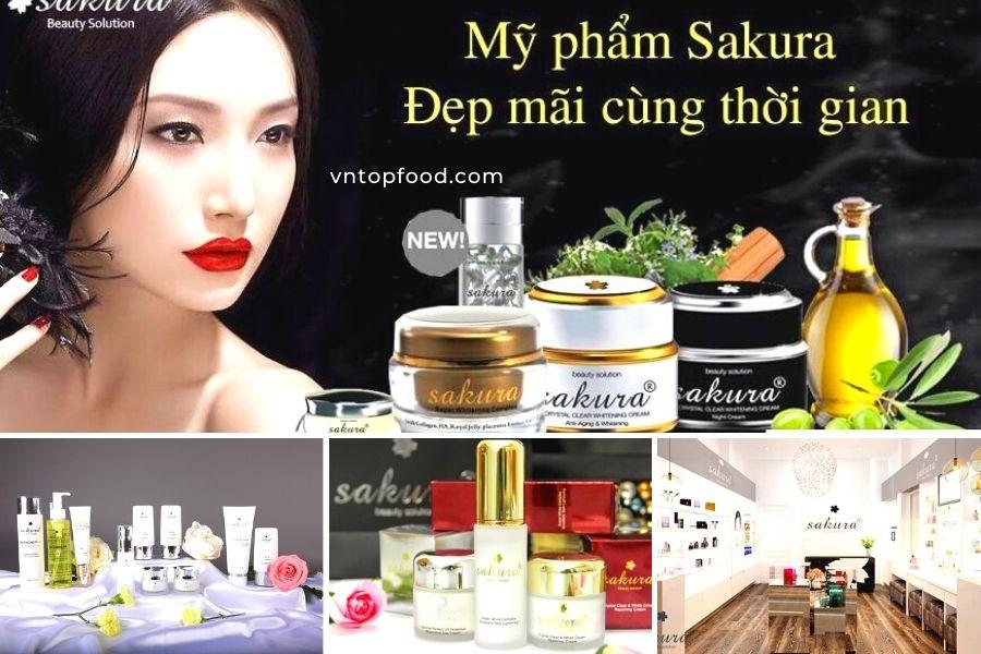 Shop Sakura Beauty Vietnam