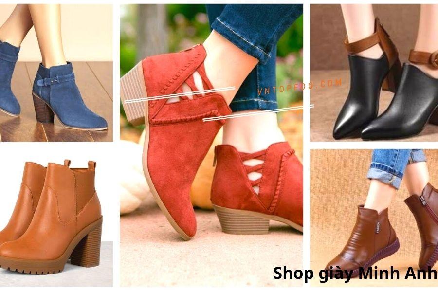 Shop giày Minh Anh