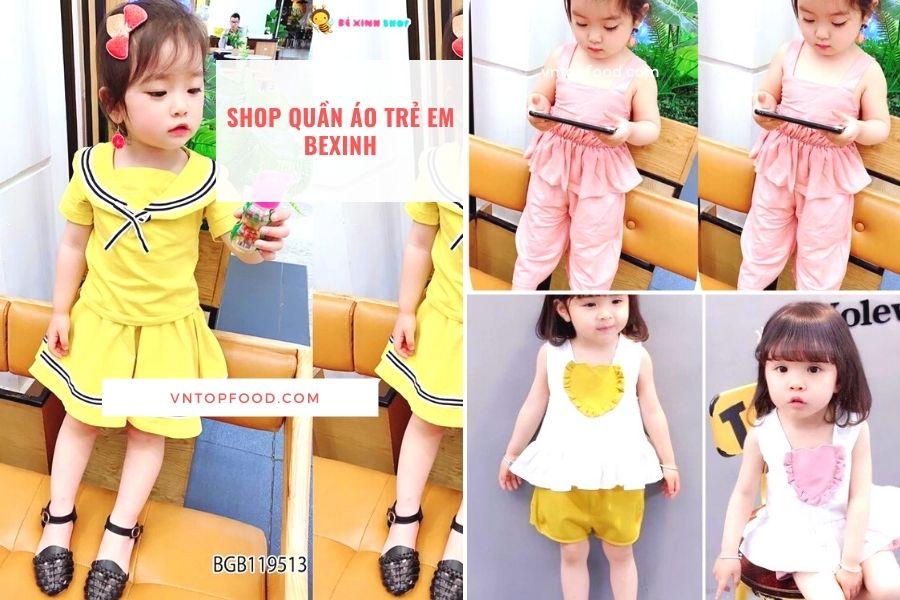 Shop quần áo Trẻ em BEXINH