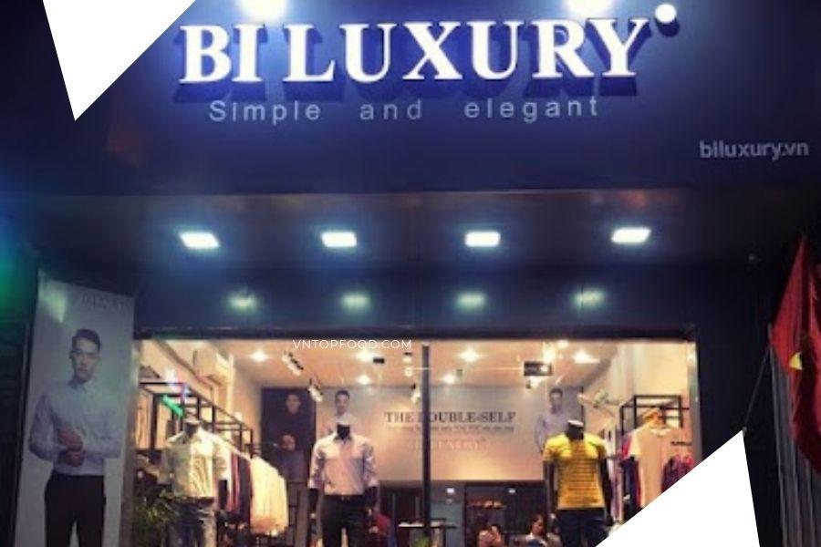 Shop quần áo nam BILUXURY