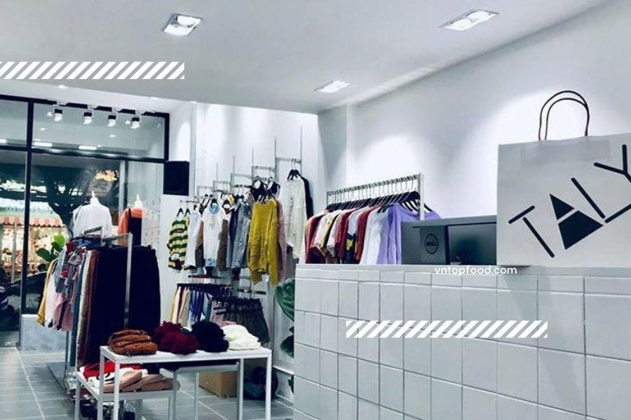 Shop quần áo nữ TALY