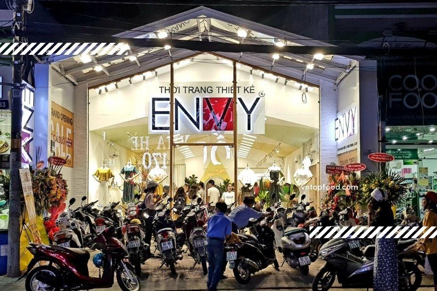 Shop thời trang nữ ENVY