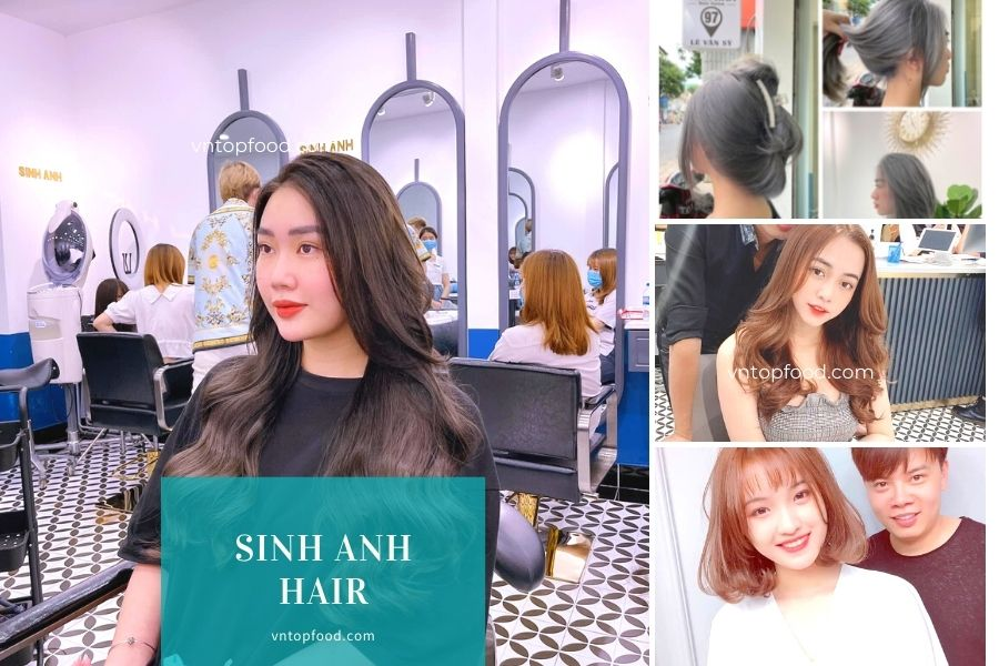 Sinh Anh hair