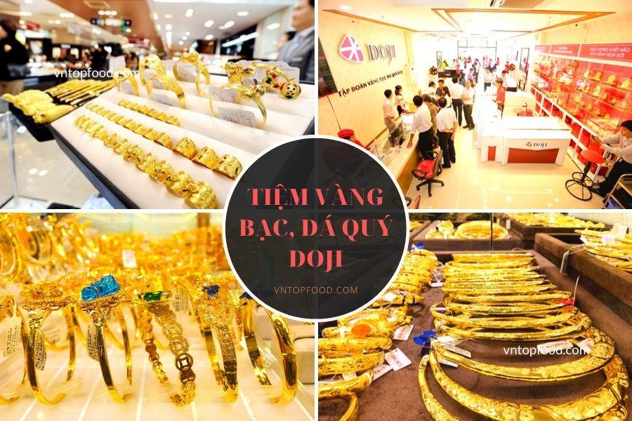 Tập đoàn Vàng Bạc, Đá Quý DOJI TP HCM