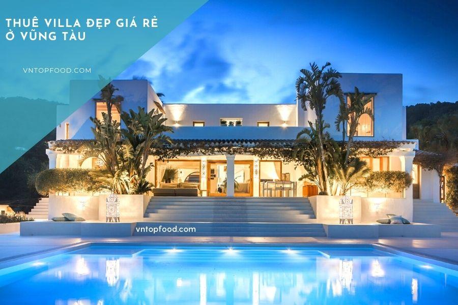 Thuê Villa Amy Vũng Tàu