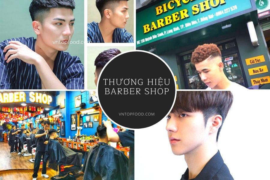 Thương hiệu Barber shop
