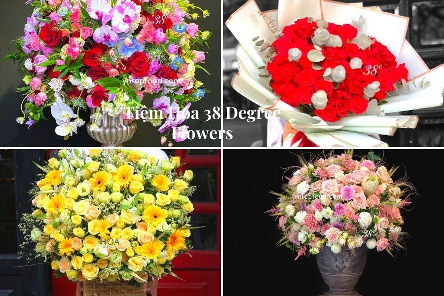 Tiệm Hoa 38 Degree Flowers