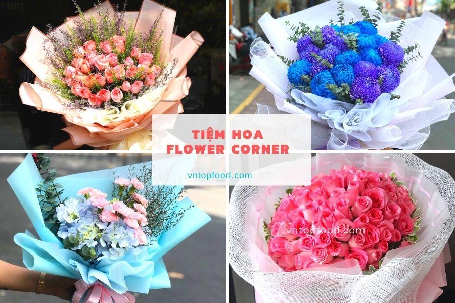 Tiệm Hoa Flower Corner