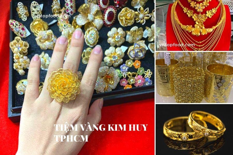 Tiệm Vàng Kim Huy