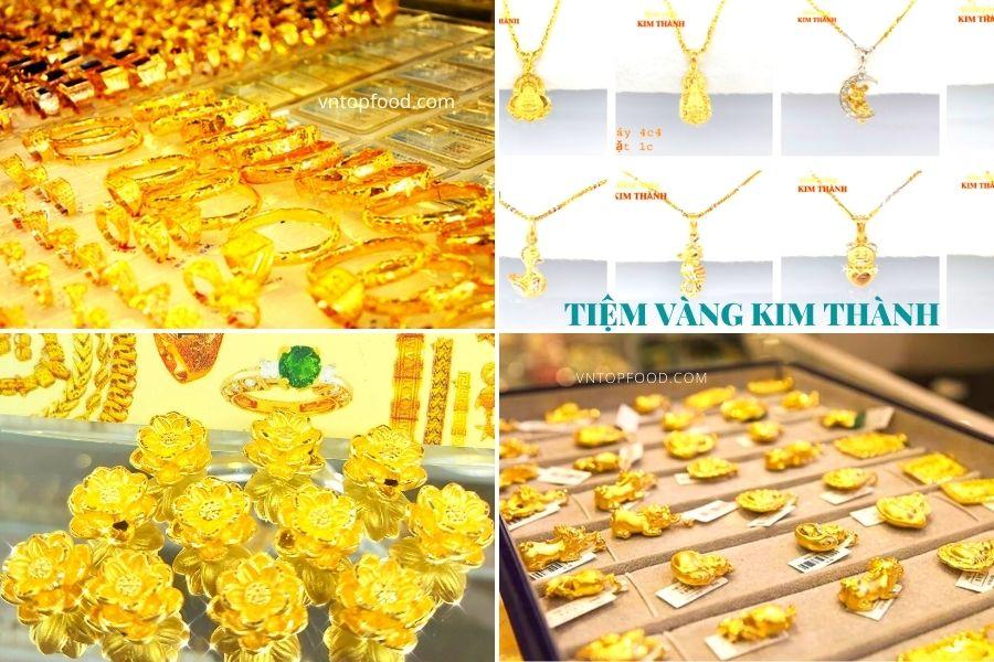 Tiệm Vàng Kim Thành
