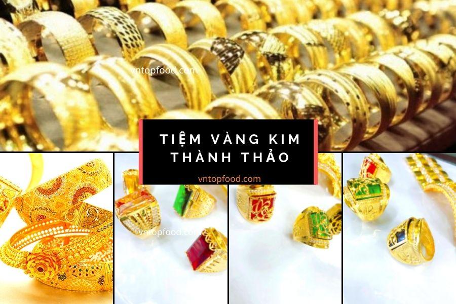 Tiệm Vàng Kim Thành Thảo