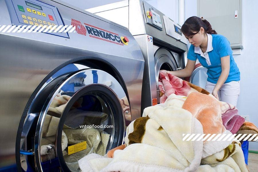 Tiệm giặt ủi gần đây ở quận 5