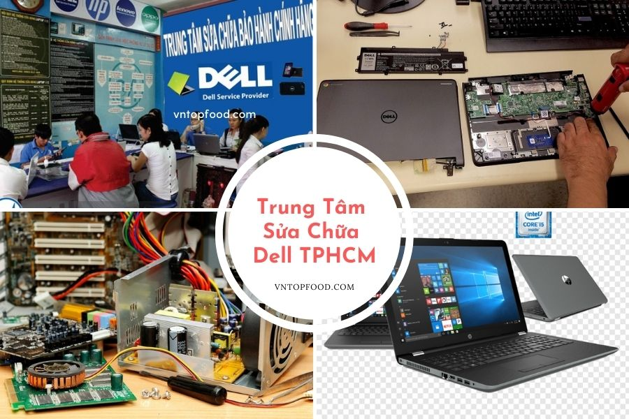 Trung Tâm Sửa Chữa Dell TPHCM