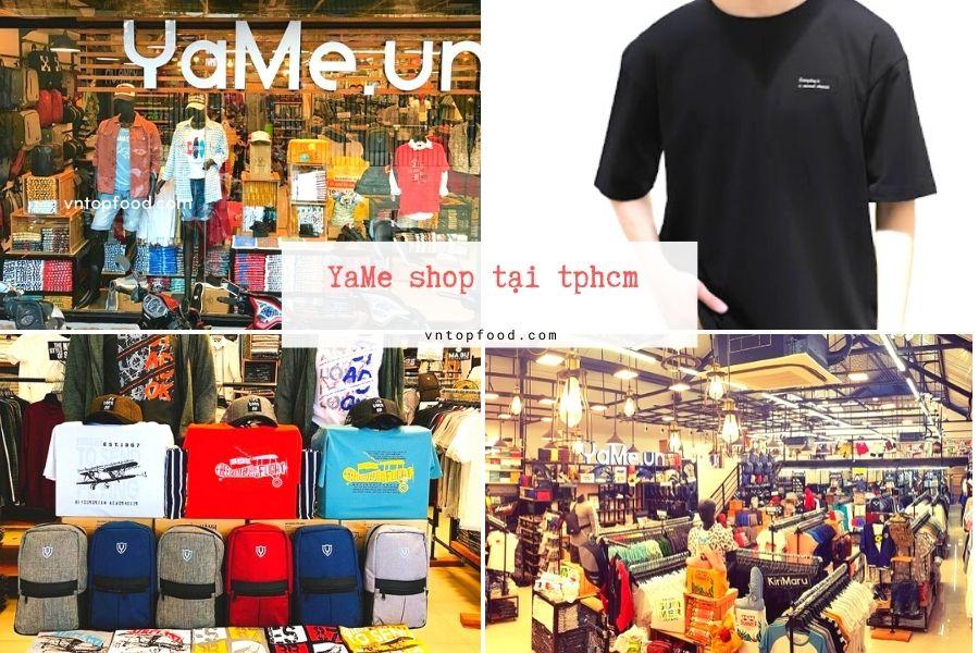 YaMe shop tại tphcm