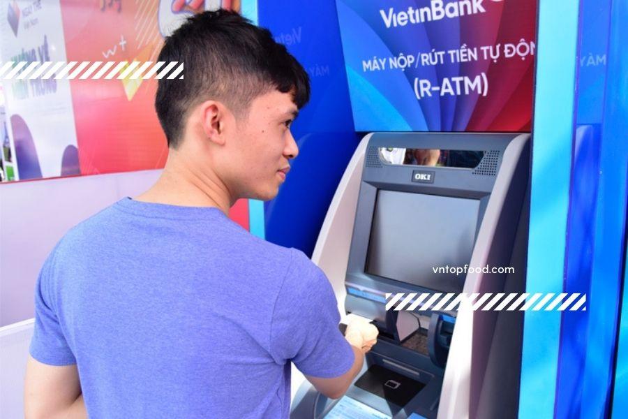 Các câu hỏi thường gặp liên quan đến thẻ ATM Vietinbank