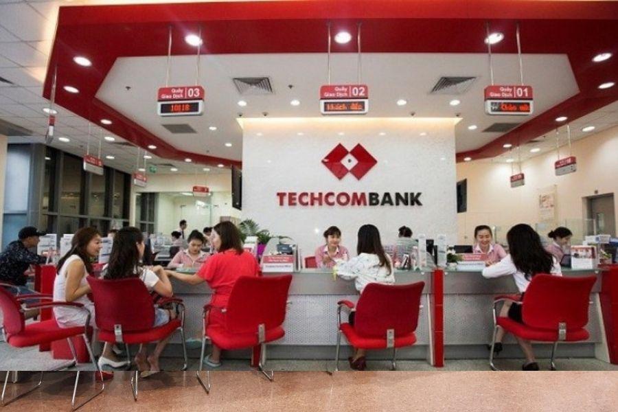 Địa chỉ chi nhánh PGD Techcombank gần đây ở quận 10