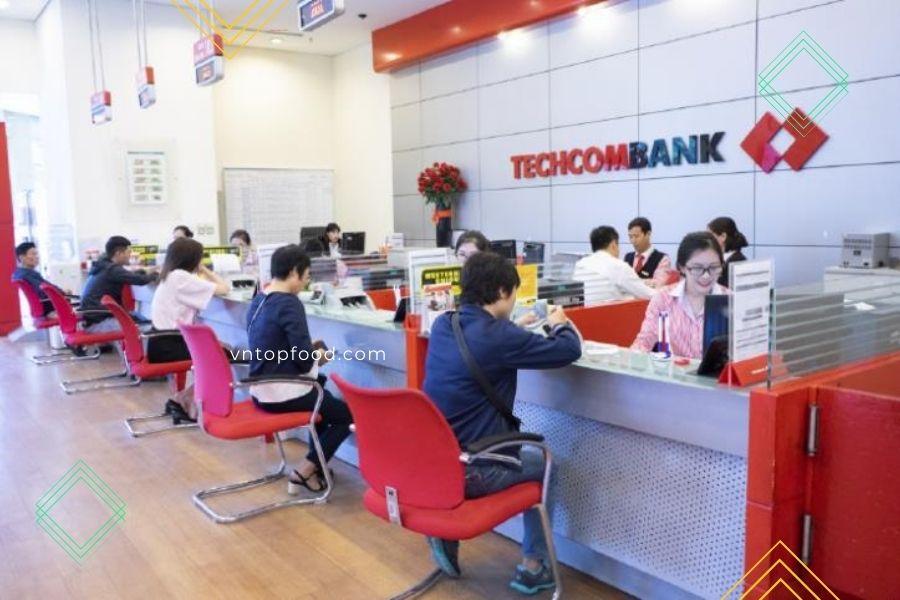 Địa chỉ chi nhánh PGD Techcombank gần nhất ở quận tân bình